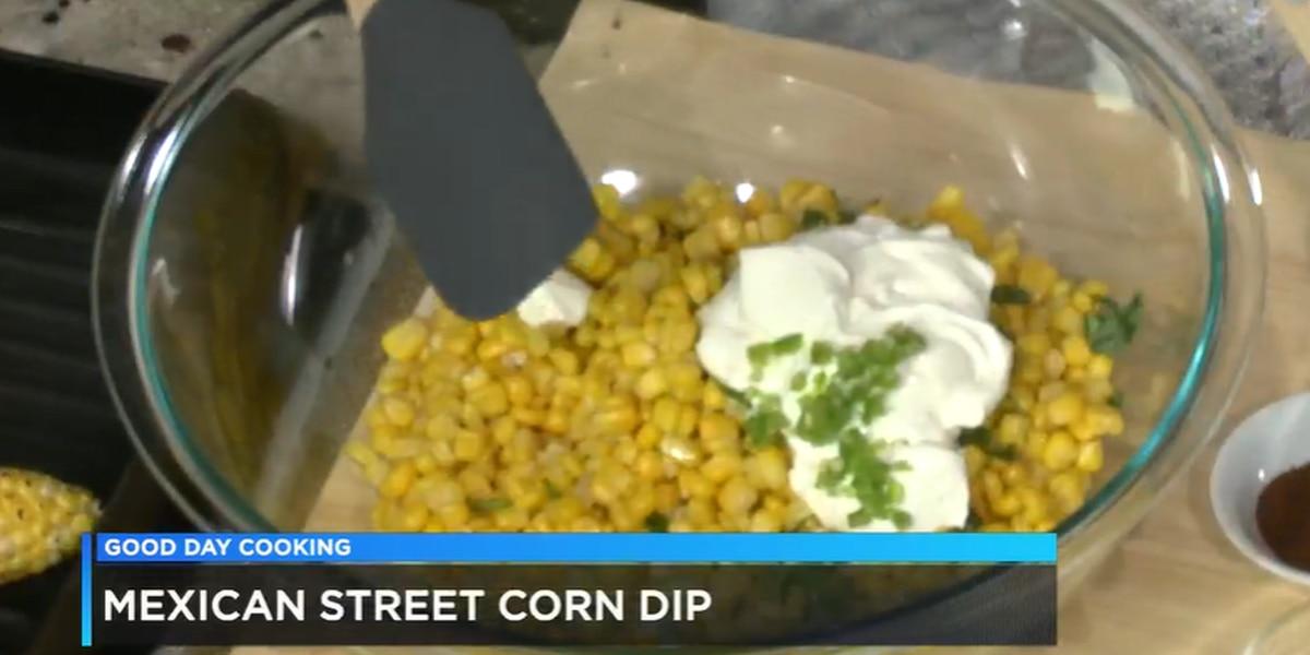 Buttermilk Lipstick: Mexican Street Corn Dip
