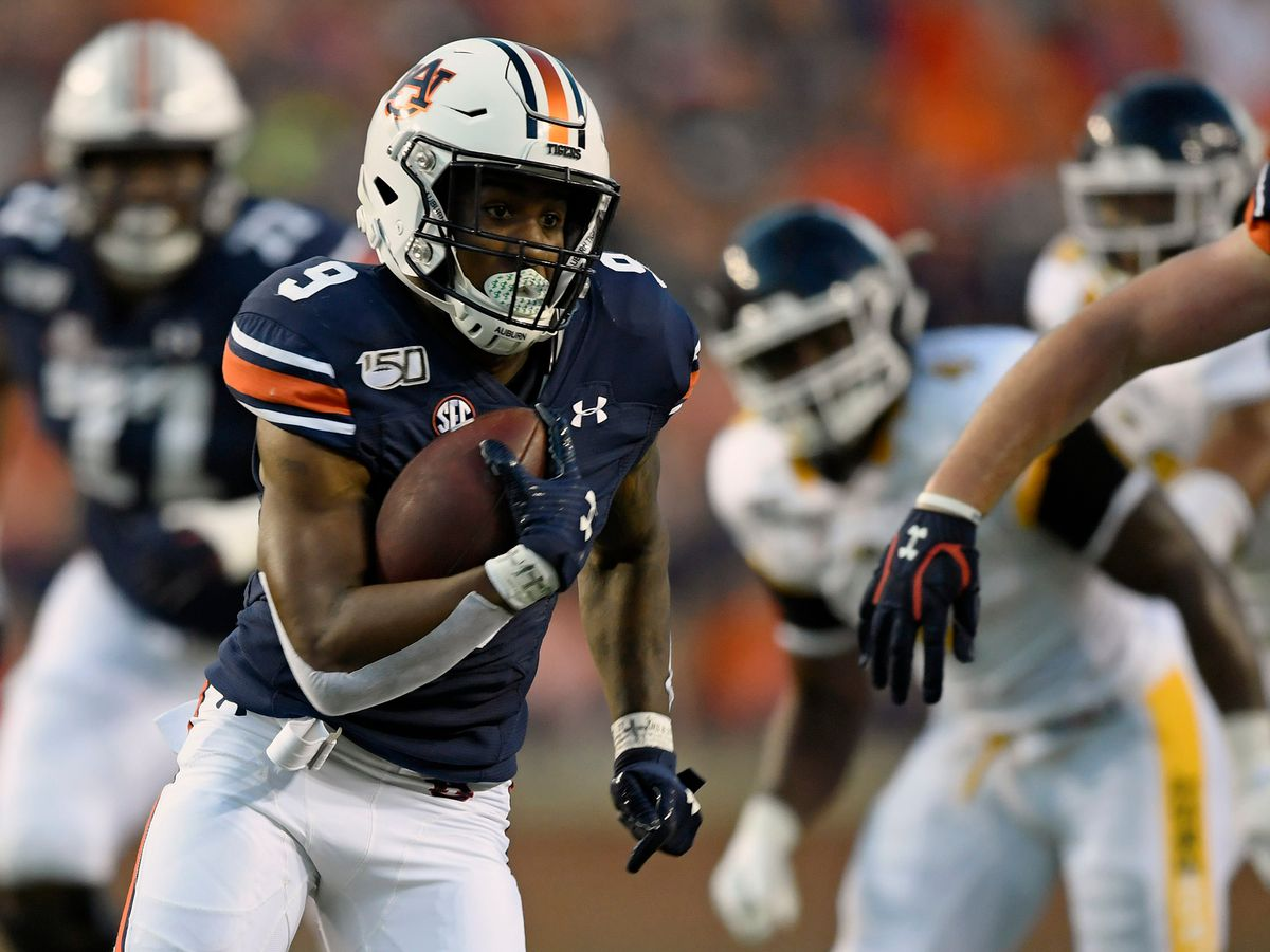 Auburn ready to get back to playing football after the bye week