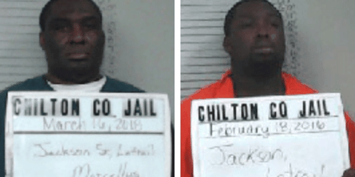 Chilton County father, son sent to prison on unrelated charges