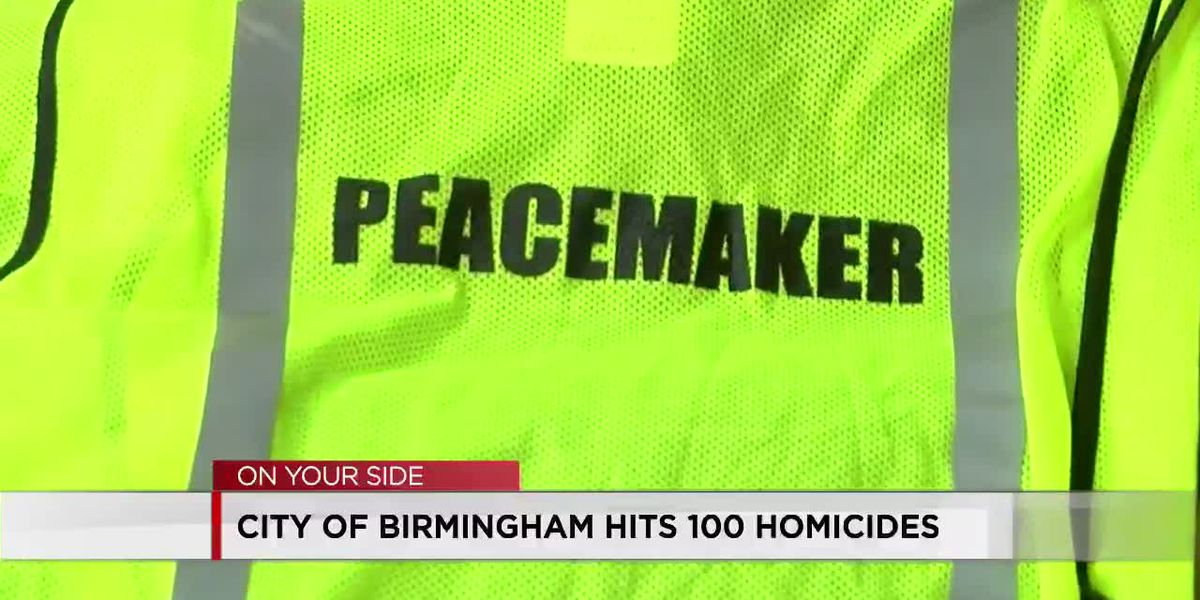 Faith leaders react to 100 B'ham homicides for the year