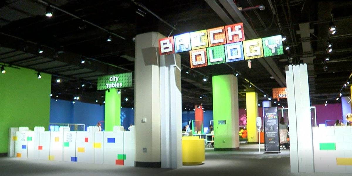 """McWane's """"Brickology"""" meant to challenge young minds"""
