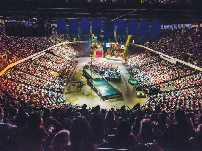 Bassmaster Classic returning to Birmingham in 2020