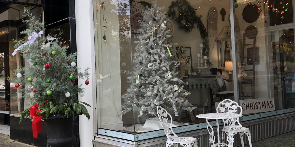 Downtown Gadsden ready for big holiday season