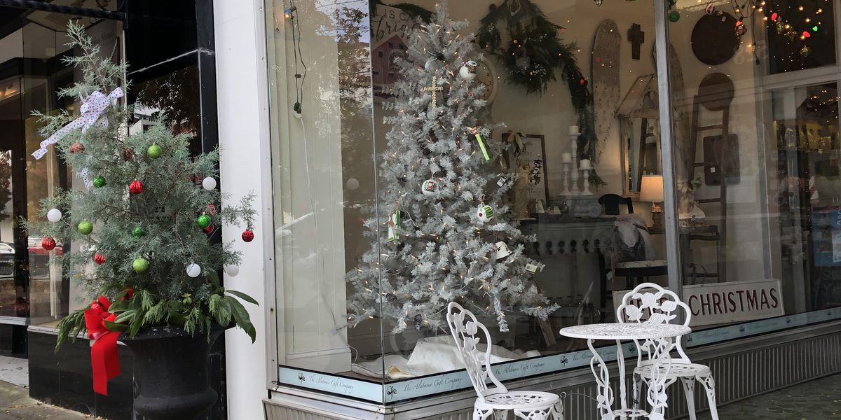 Downtown Gadsden ready for big holiday season
