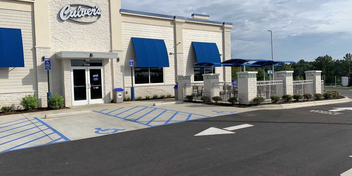 Stadium Trace expansion continues as Culver's opens in Hoover