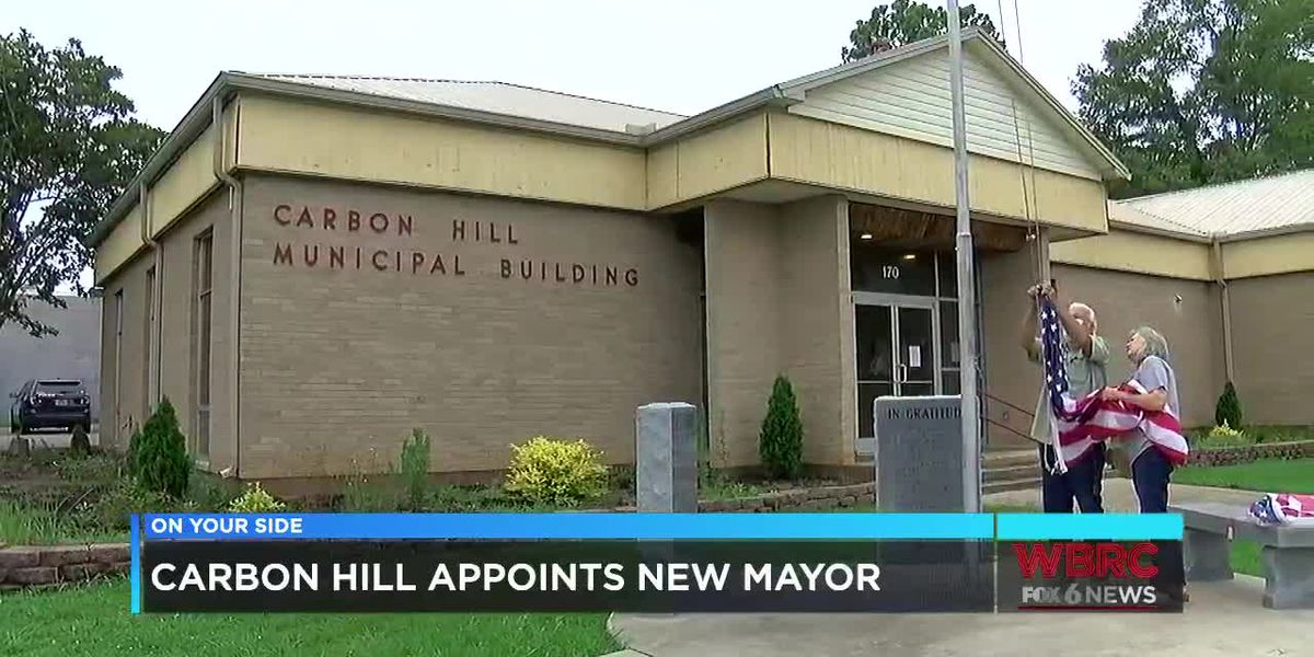 Carbon Hill appoints new mayor