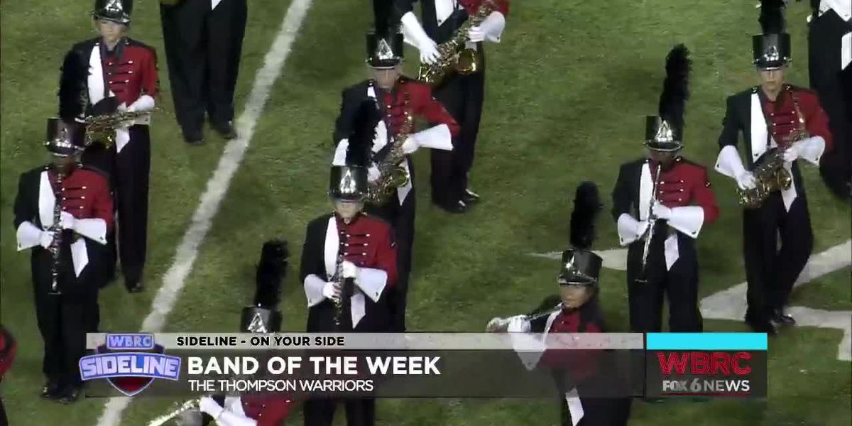 SIDELINE 2018 Week 3: Band of the Week
