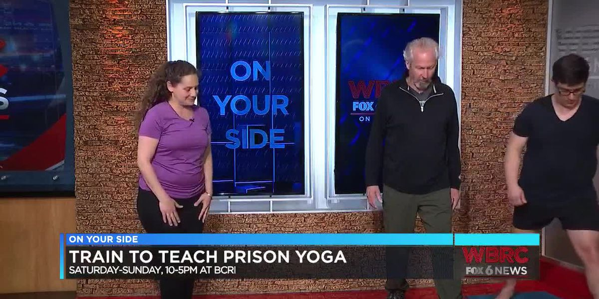 Teaching prison yoga