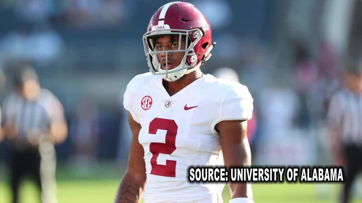 Alabama DB Patrick Surtain II following in father's footsteps