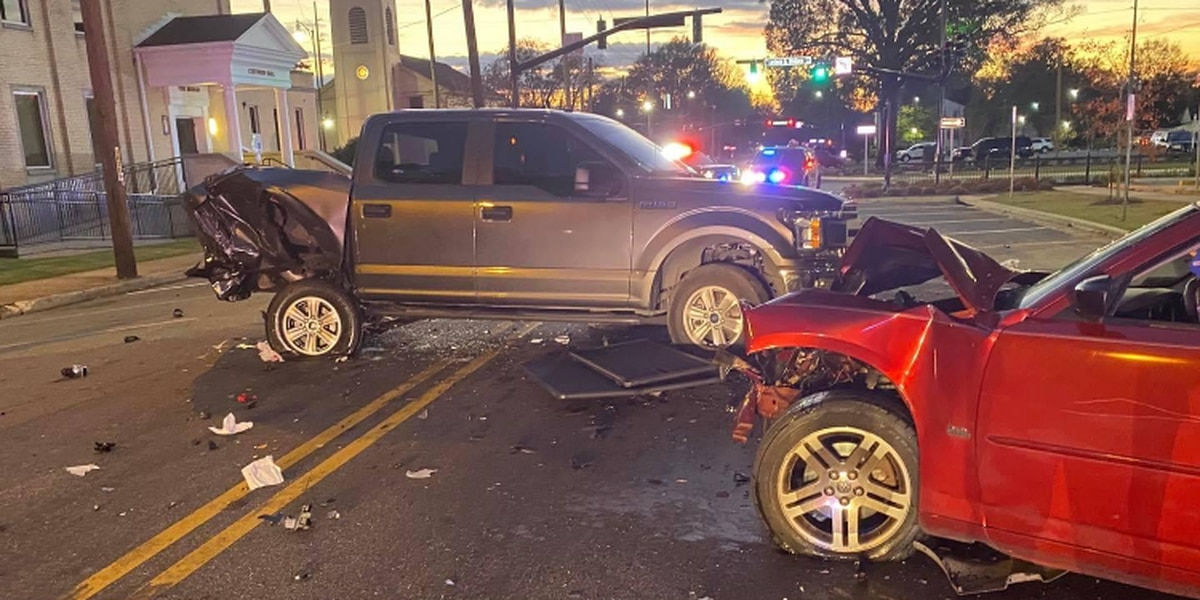 Tuscaloosa police discuss pursuit policy after crash in downtown Saturday
