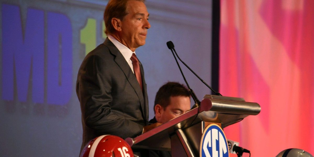 Karle's Korner: Nick Saban named one of Fortune's top world leaders