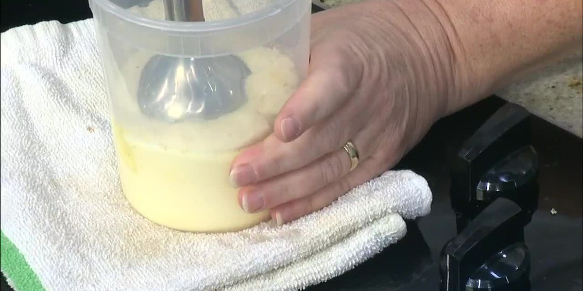 Wendy Cruse: Homemade Mayo