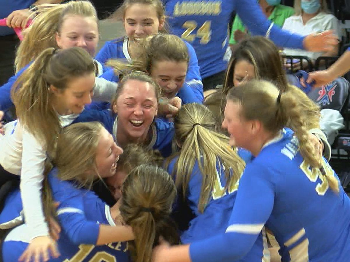 AHSAA State Volleyball Championships: Addison wins 2A Championship over GW Long 3-1