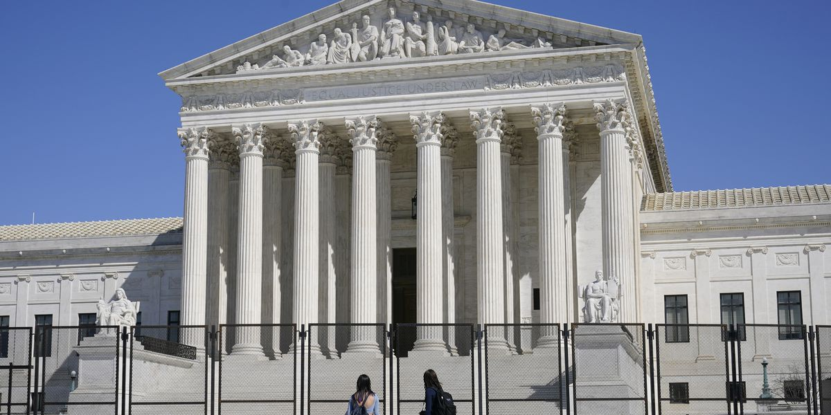 Supreme Court rejects lingering 2020 election challenge case