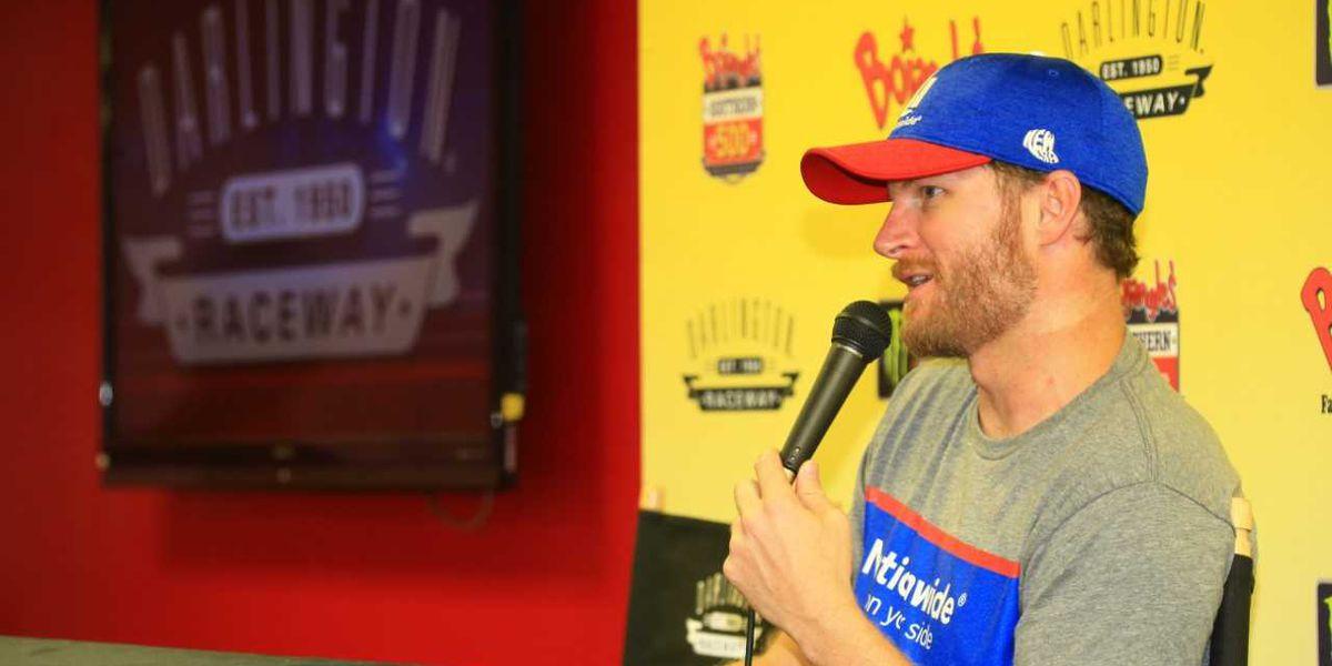 Dale Earnhardt Jr. to compete in NASCAR XFINITY race at Darlington Raceway
