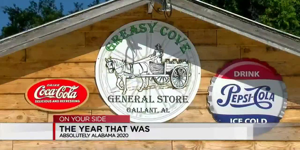 The Year The Was, Absolutely Alabama