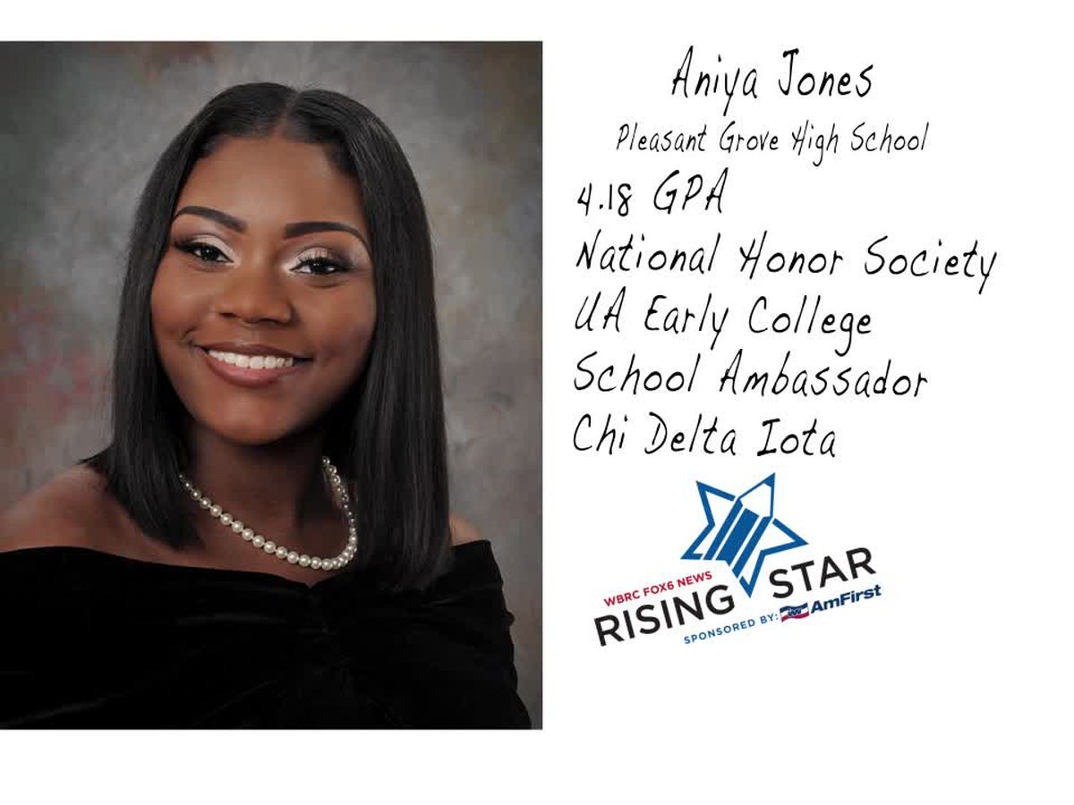 Rising Star: Aniya Jones