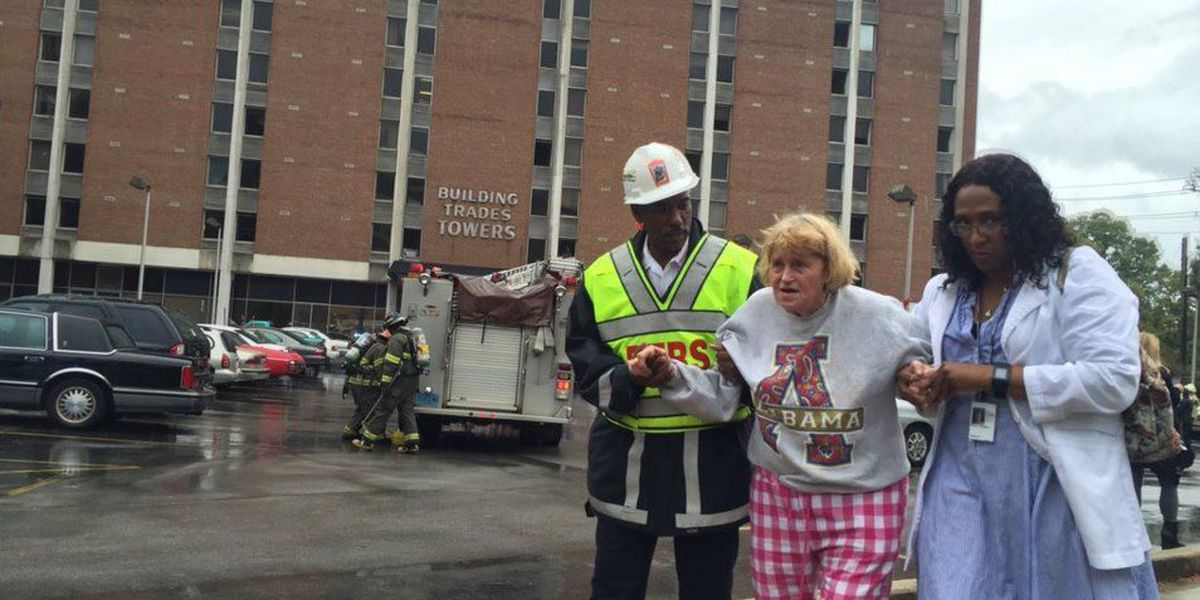 What's next for 100 seniors displaced by fire plus an interesting new trend in law enforcement