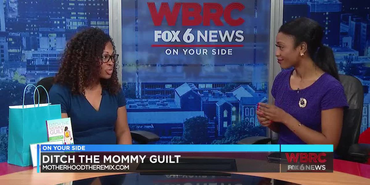 Dr. Leesha Cox: Ditch the mommy guilt