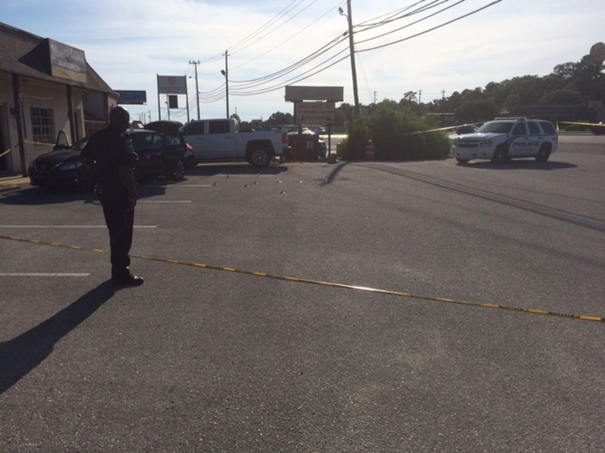 Shooting at McFarland strip mall in Northport