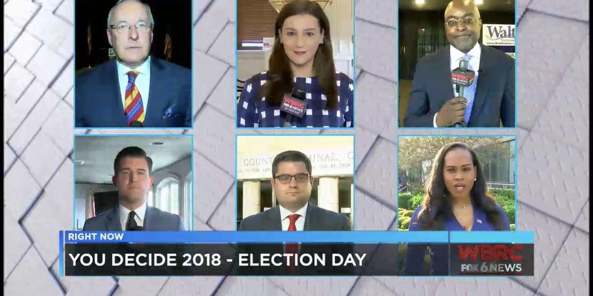 You Decide 2018: Alabama General Election Coverage