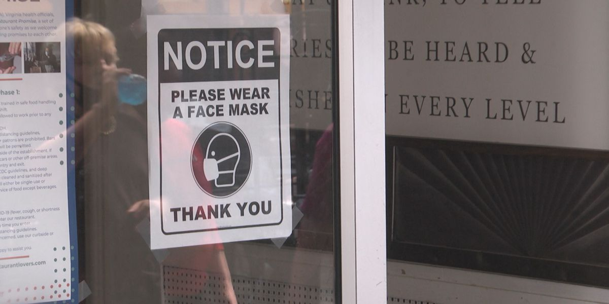 Tuscaloosa businesses decide whether or not mask wearing is required on the property