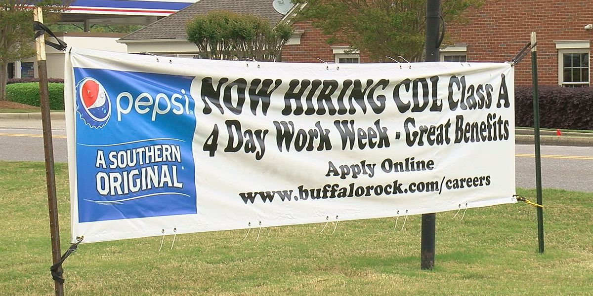 Several local companies are looking to hire new employees now