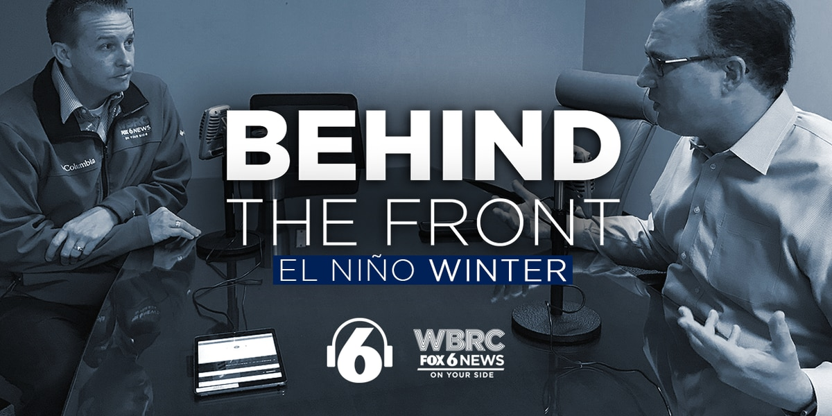 Behind the Front: El Niño Winter