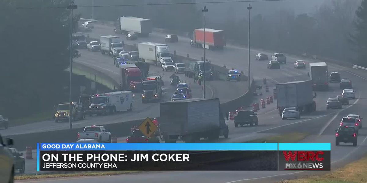 JeffCo EMA's Jim Coker on road conditions, black ice