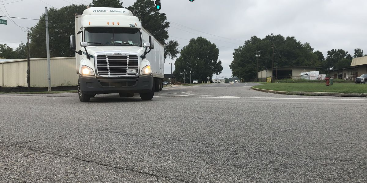 Tuscaloosa Co. Commission approves first road paving projects with gas tax money