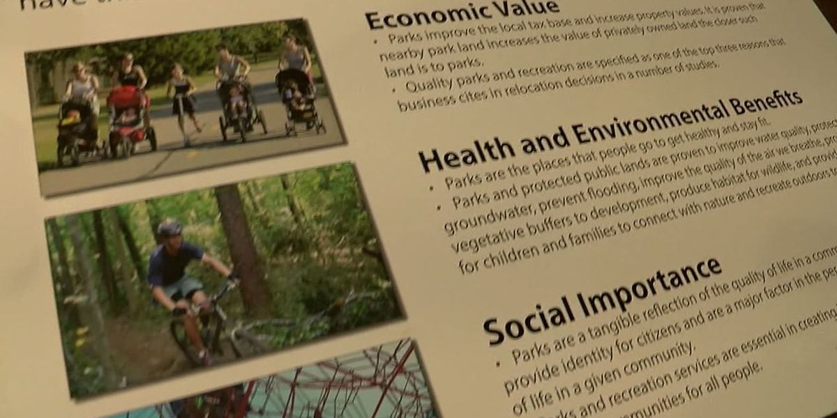 Questions raised about low parks and recreations funding in Tuscaloosa