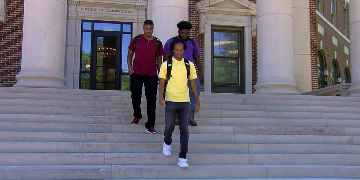 What's Right With Our Schools: 3 students who made a pact to get through school together get a big surprise