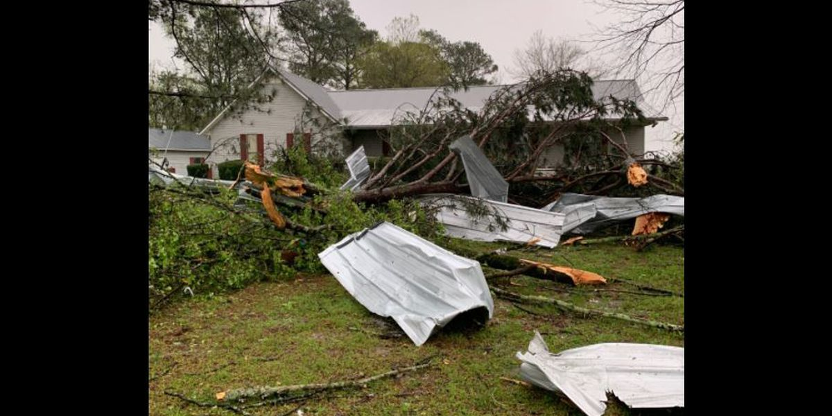 NWS: 3 confirmed tornadoes in Marion, Winston and Blount counties March 31