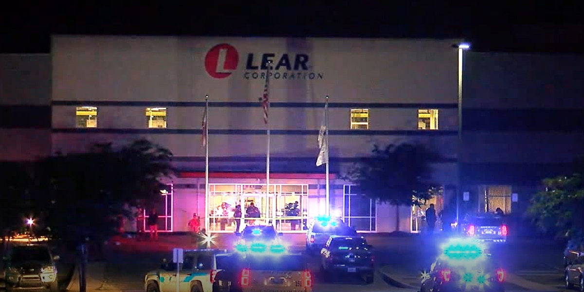 Lear corporation plant security changes following shooting