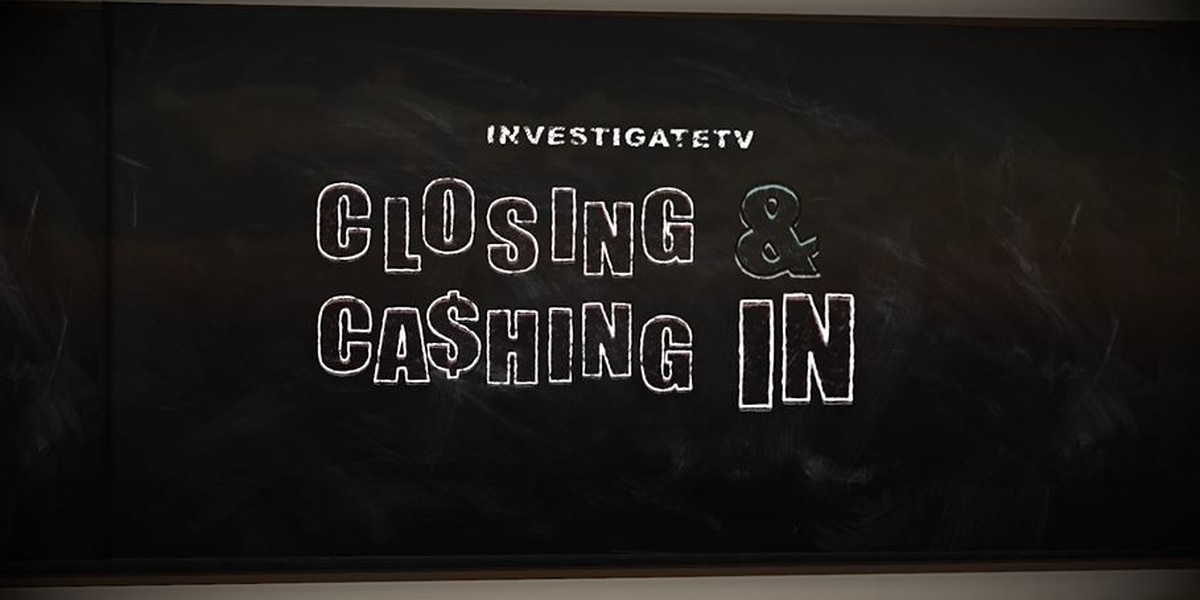 Closing and Cashing In
