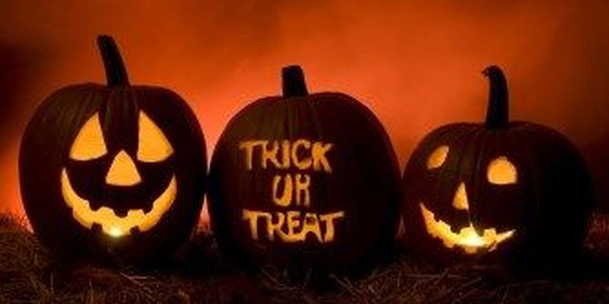 Trunk or treating growing in popularity
