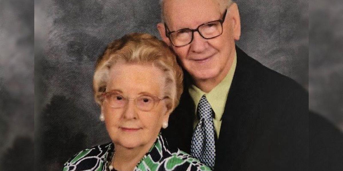 Alabama couple to quietly mark 73rd wedding anniversary