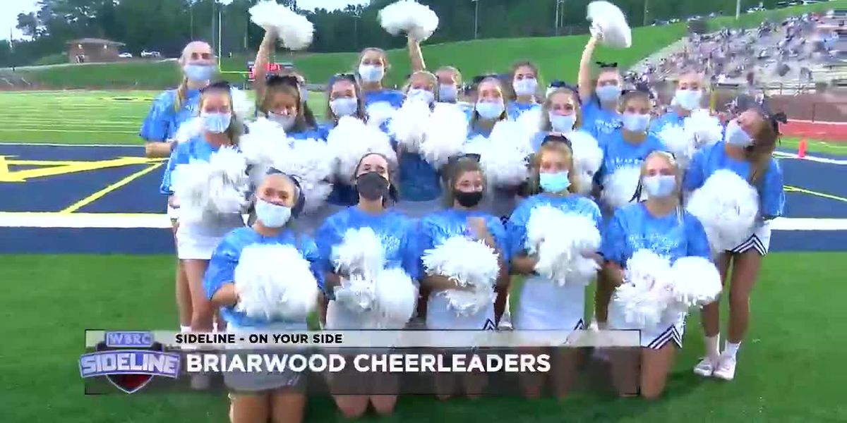 Sideline 2020 Week 5 Cheerleaders of the Week