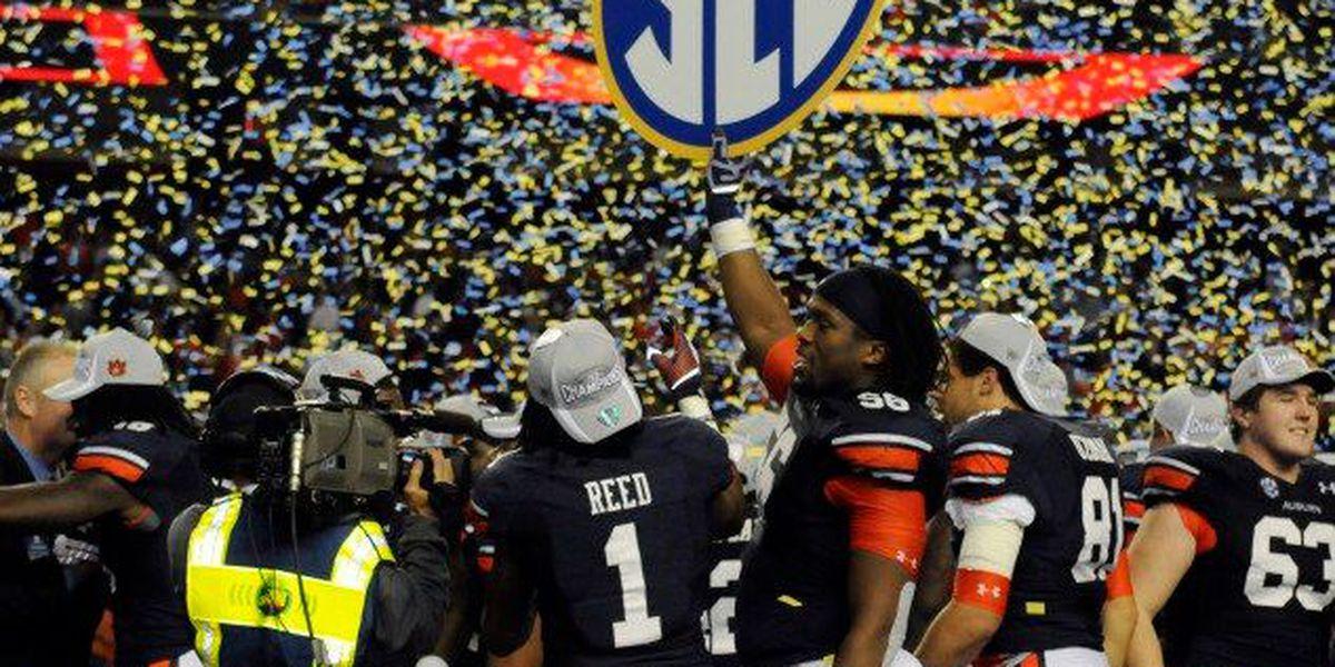 Media poll predicts Auburn to win SEC title, Alabama to win SEC West