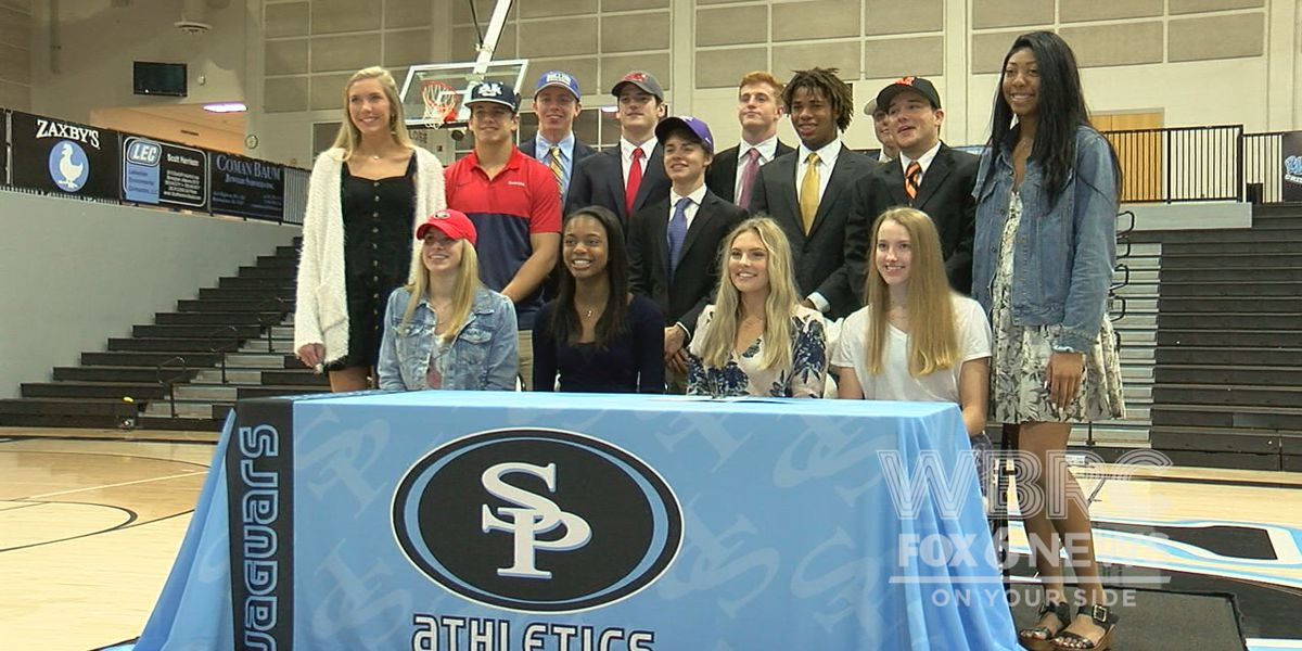 Sarah Ashlee Barker 'It's an emotional feeling' after signing with Georgia on NSD