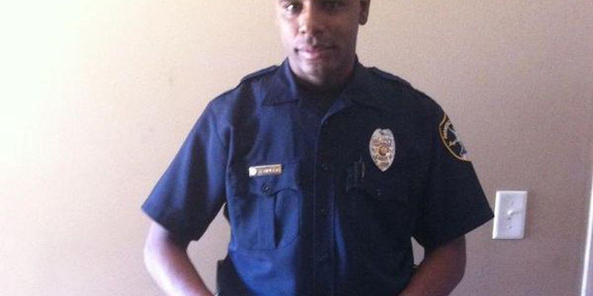 Birmingham police officer killed, person of interest in custody