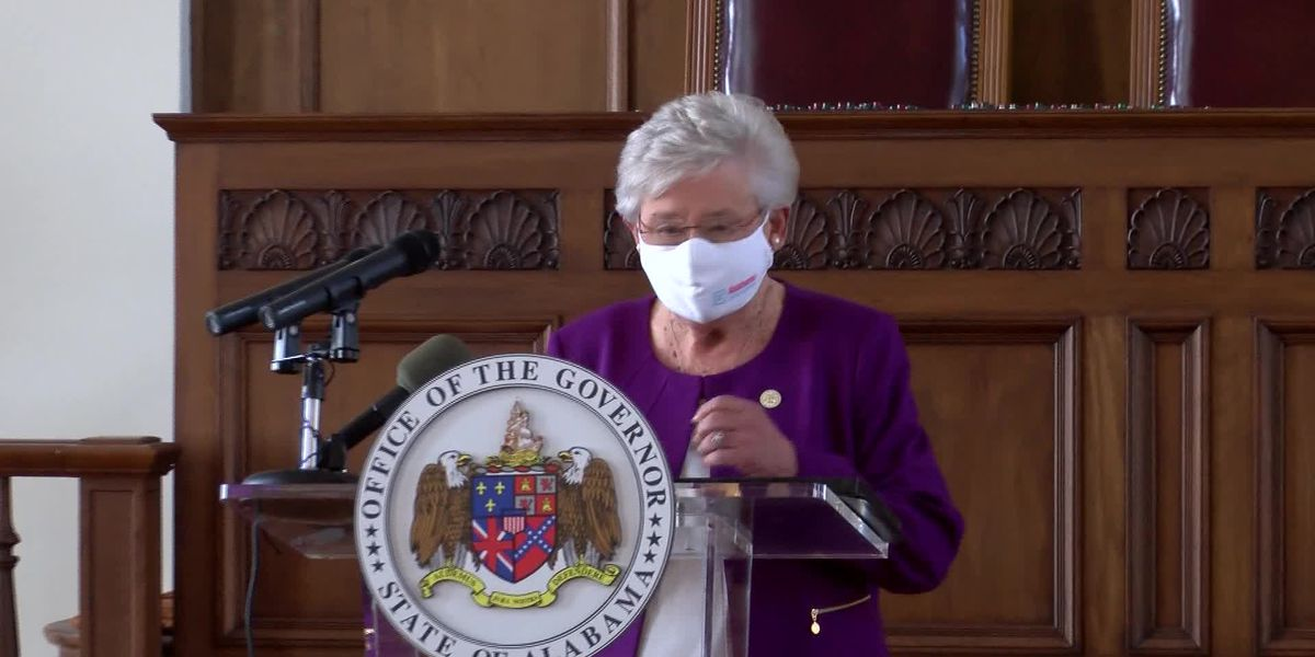 Governor Ivey announces COVID-19 public health order, state of emergency to end