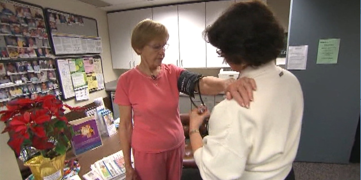 Taking a look at heart health in women