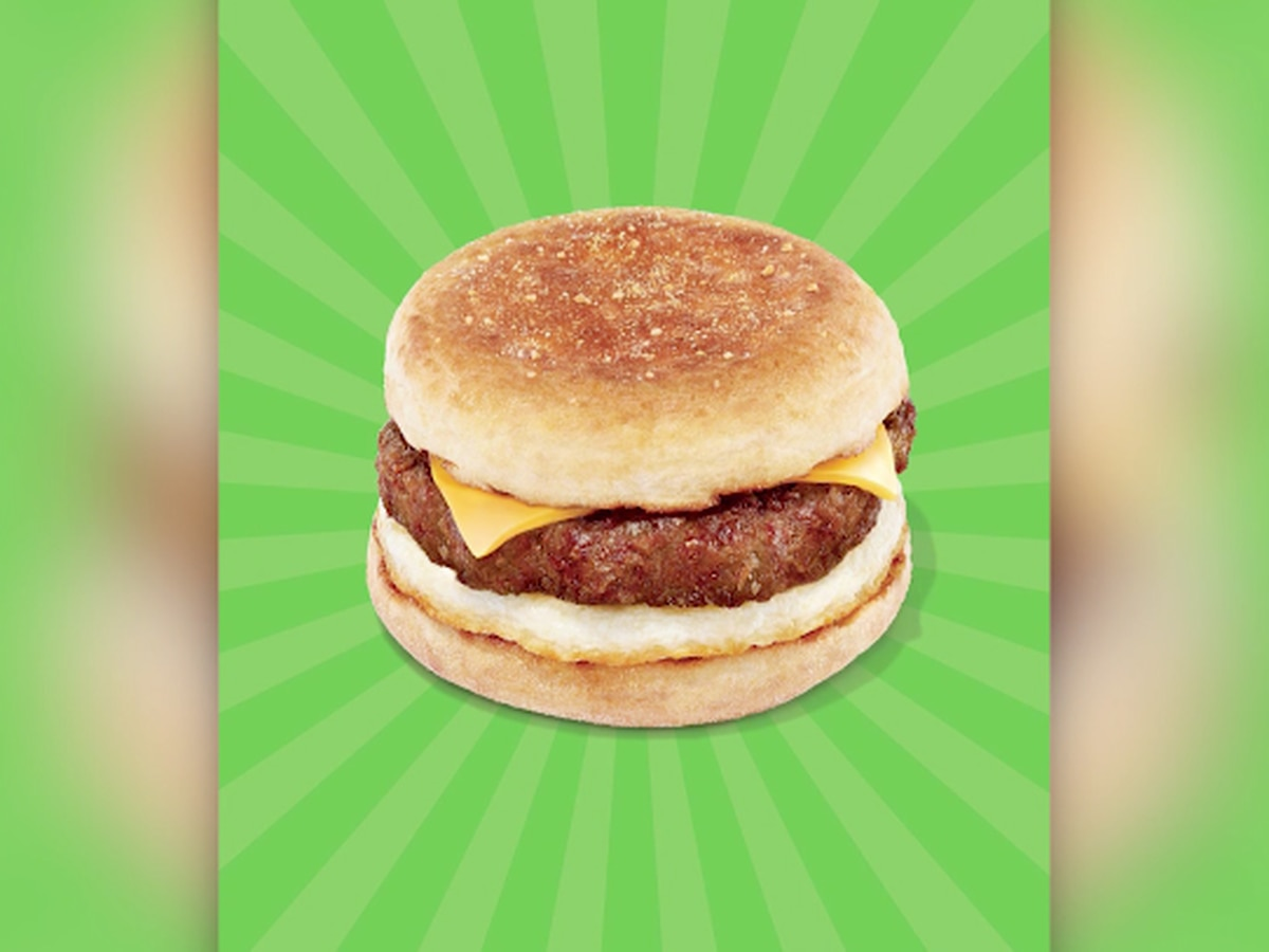 Dunkin' Donuts launching meatless breakfast sandwich nationwide in November