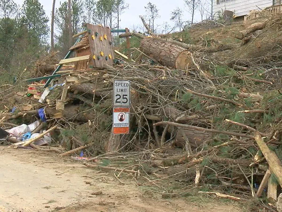 Salvation Army's emergency response to tornadoes transitions to long-term recovery