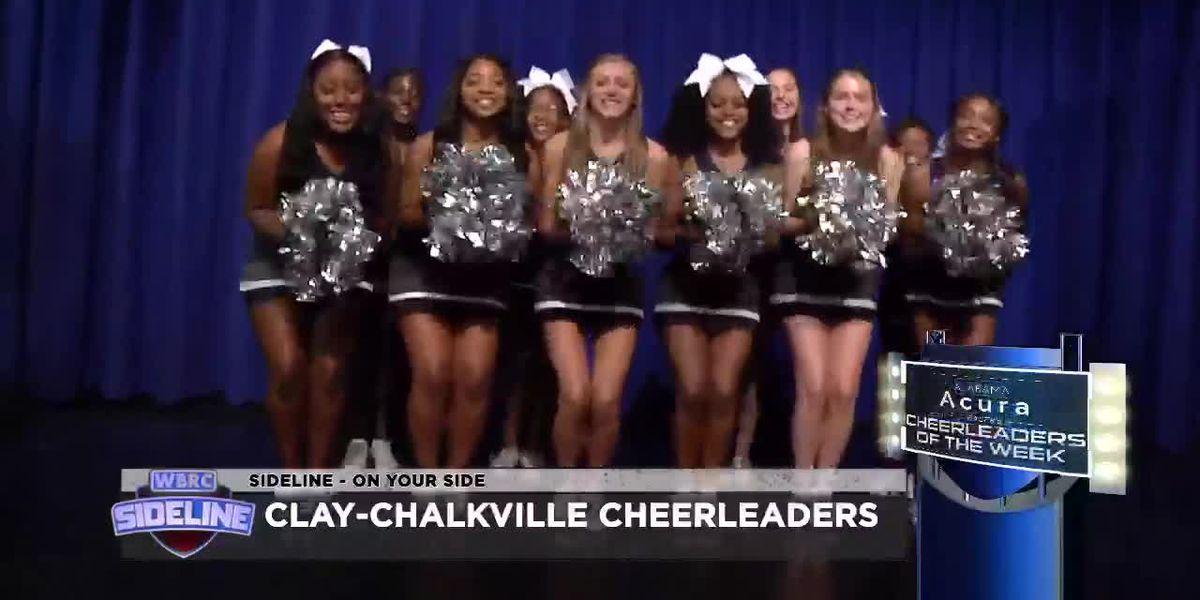 Sideline 2019 Week 6 Cheerleaders of the Week