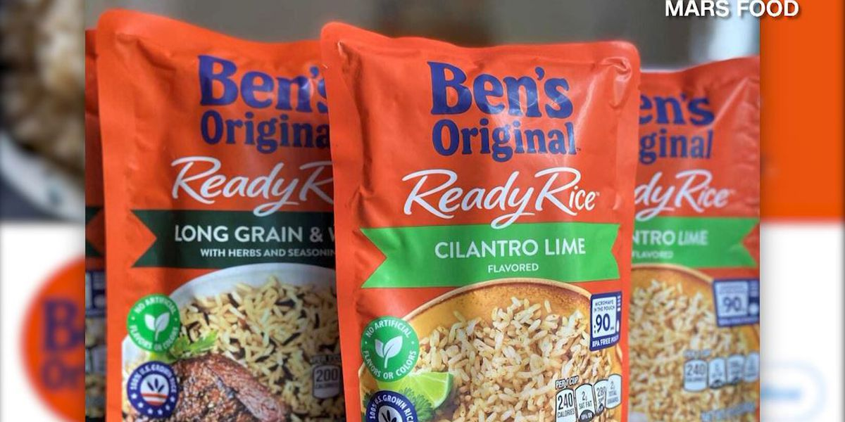 Uncle Ben's is now Ben's Original: Rebranded rice arrives in stores