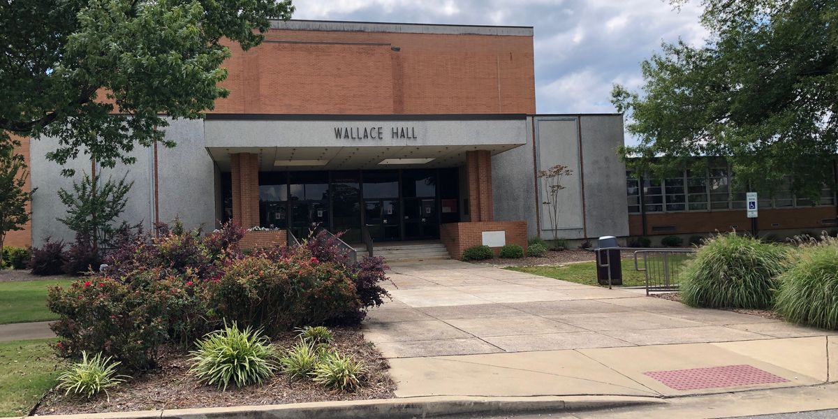 Petition seeks name change for Wallace Hall at Gadsden State Community College