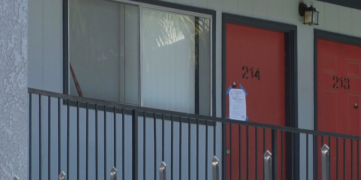 Eviction ban lifted, time is running out for some Alabama renters