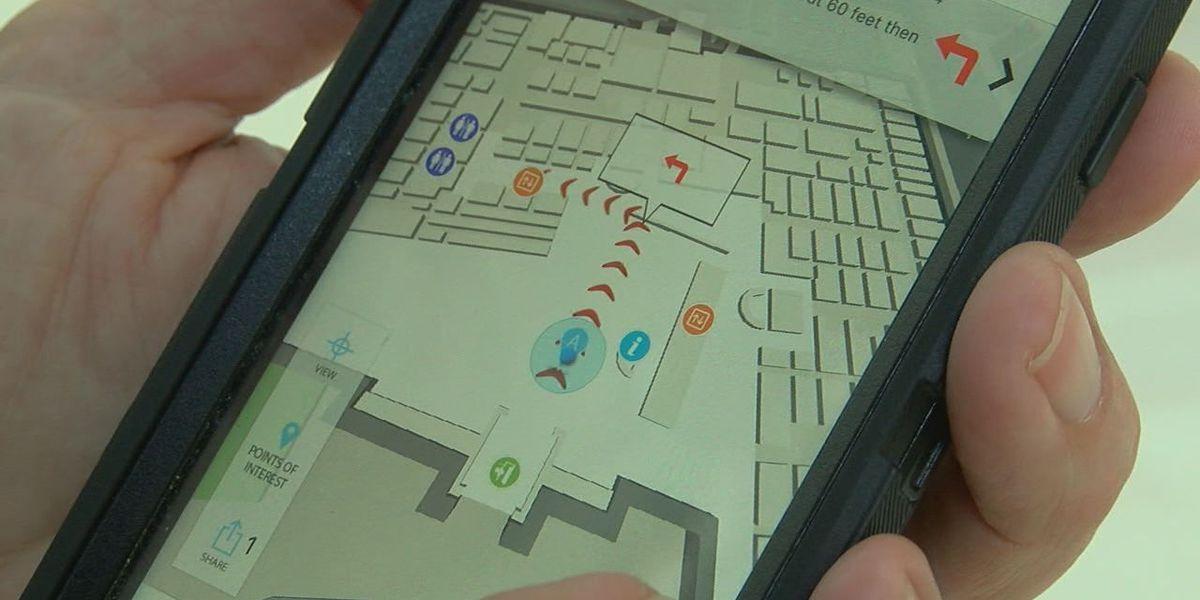 New app helps you find your way around UAB Medicine